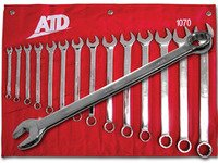 ES#2932137 - ATD1170 - 12 Point Metric Long Wrench Set-16 Piece  - The perfect wrench set for all German mechanics - ATD Tools - Audi BMW Volkswagen Mercedes Benz MINI Porsche