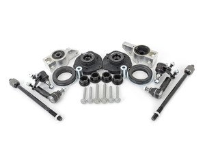 ES#2992418 - 1K01992kKT - Front Suspension Refresh Kit - Stage 2 - Featuring ECS upgraded strut mounts! Includes tie rods, strut mounts, ball joints and S3 Control Arm Mounts. - Assembled By ECS - Audi Volkswagen
