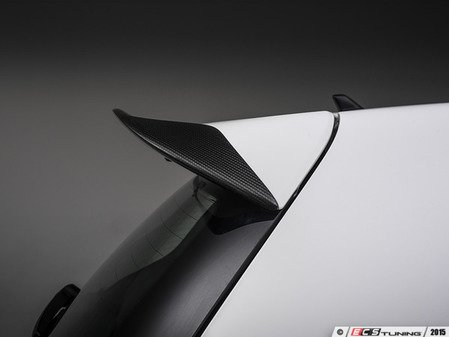 ES#3086137 - 015436ECS04-03 - Rear Lip Spoiler Extension - Carbon Fiber - Reduce drag and add an aggressive look to the rear of your car - ECS - Volkswagen