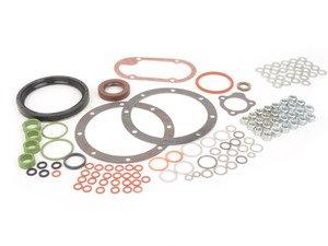 ES#1427109 - 93010090104 - Crankcase Gasket Set - Gaskets and o-rings for resealing your short block - Genuine Porsche - Porsche