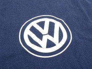 ES#1929181 - DRG013812XL - Mens Anywhere Tee - XL - Navy Blue - DriverGear - Volkswagen