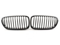 ES#2576181 - BM01-F1010-BK - Blackout Grille Set - Gloss Black - Add style and individuality to your BMW in minutes! - ECS - BMW