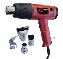 ES#2938481 - ATD3736 - Dual Temperature Heat Gun Kit - For heating up anything you need to have a good heat gun - ATD Tools - Audi BMW Volkswagen Mercedes Benz MINI Porsche