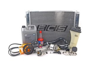 ES#2587157 - 888010330PERKT - Performance Cooling Kit - With Radiator - It's time to get serious about your cooling system! - Assembled By ECS - BMW