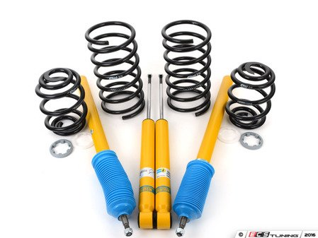 ES#2983723 - 46-180803 - B12 Pro-Kit Suspension System - Expertly matched performance Eibach Pro-line lowering springs and Bilstein shock/strut package for a dramatic increase in performance handling. World-famous Bilstein quality with a limited lifetime warranty! - Bilstein - BMW