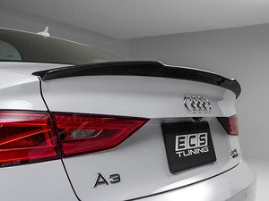 ES#3071985 - 014788ECS01KT - Carbon Fiber Trunk Spoiler - Set your vehicle apart from the rest - ECS - Audi