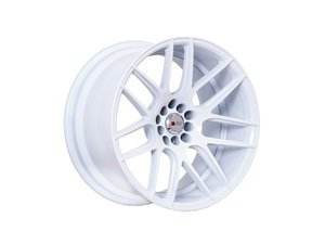 "ES#3028705 - F18188510H38WKT - 18"" F18 - Set Of Four  - 18""x8.5"" ET38 5x100/5x114.3 - White - F1R Wheels - Audi Volkswagen"