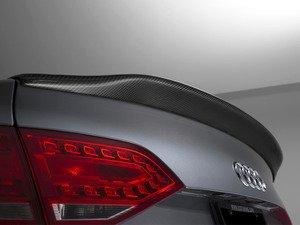 ES#3071990 - 009791ECS03KT -  Carbon Fiber Trunk Spoiler - Set your vehicle apart from the rest - ECS - Audi