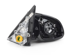 ES#2970845 - 51168061704 - Heated Side Mirror - Right - Replace a damaged mirror so you can travel safely and with confidence - Genuine BMW - BMW