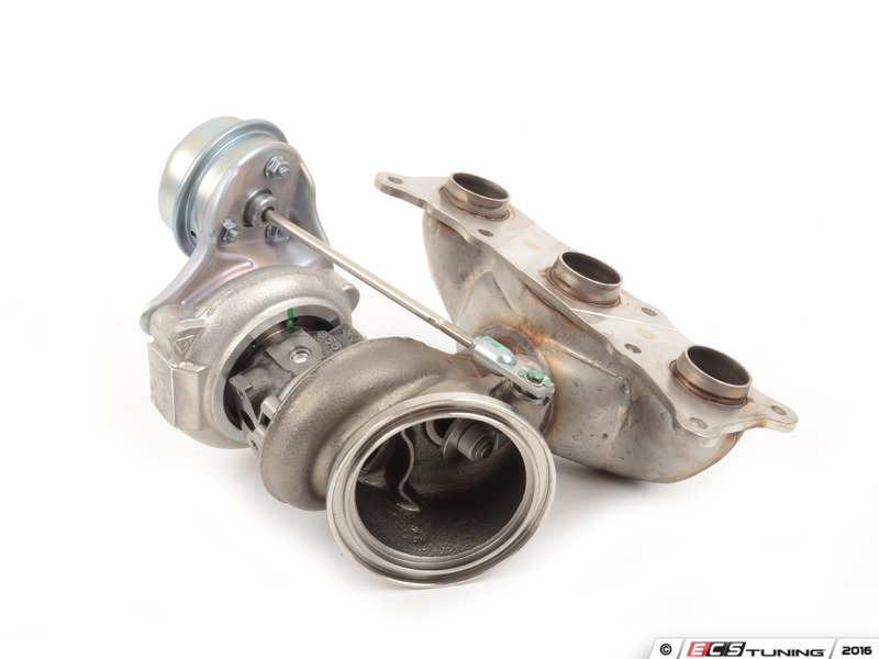 ECS News  BMW E9X 335 N54 Turbocharger Replacement Packages