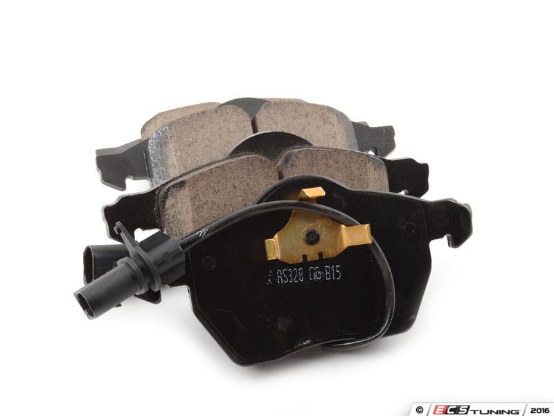 ECS News - Akebono Brake Pads Audi B6 A4