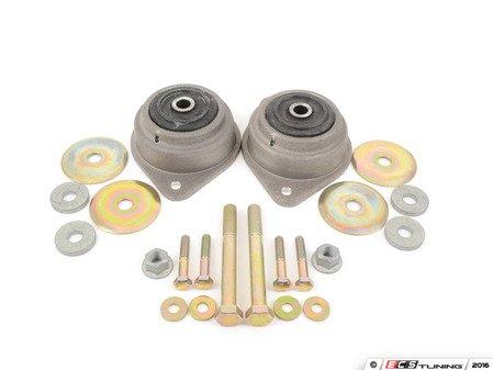 ES#2569776 - 96437504381KT - RS Motor Mount Kit - Solid rubber mounts from the Carrera RS - Genuine Porsche - Porsche