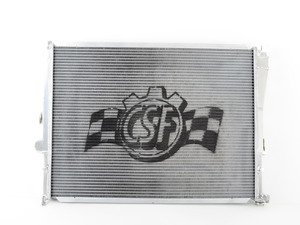 CSF High Performance Aluminum Radiator