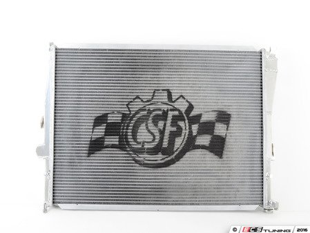 ES#2992604 - 3055 - High Performance Aluminum Radiator - Lower engine temperatures mean more power and longer life of engine components! - CSF - BMW
