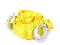 ES#2932675 - ATD8077 - 15' Nylon Tow Strap - Keep this tow rope in your car and be ready for any emergency. - ATD Tools - Audi BMW Volkswagen Mercedes Benz MINI Porsche