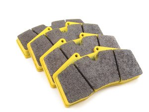 ES#3024567 - TMS1731 - StopTech Calipers ST40 ST45 - Race Brake Pad Set - Pagid 1204 RSL29 Yellow - Pagid Racing -