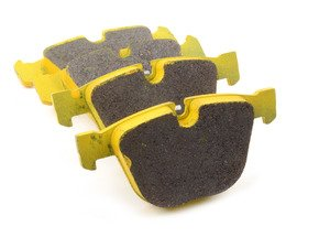 ES#3546182 - 802119 - RSL19 Yellow Endurance Racing Brake Pads - Rear - The early favorite of the Yellow Endurance brake pads, similar to the RSL29 but with a slightly lower bite. - Pagid Racing - BMW