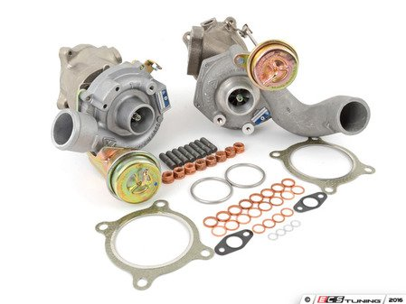 ES#2730245 - 078145701Tkt - K03 Replacement Kit - Restore boost and get going - Assembled By ECS - Audi