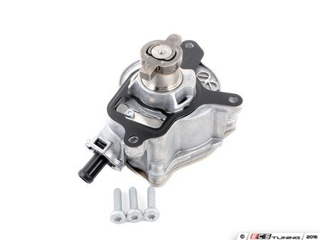 ES#2973137 - 07k145100h1KT - Vacuum Pump Service Kit - Featuring OE pump, Includes gasket, and hardware - Assembled By ECS - Volkswagen