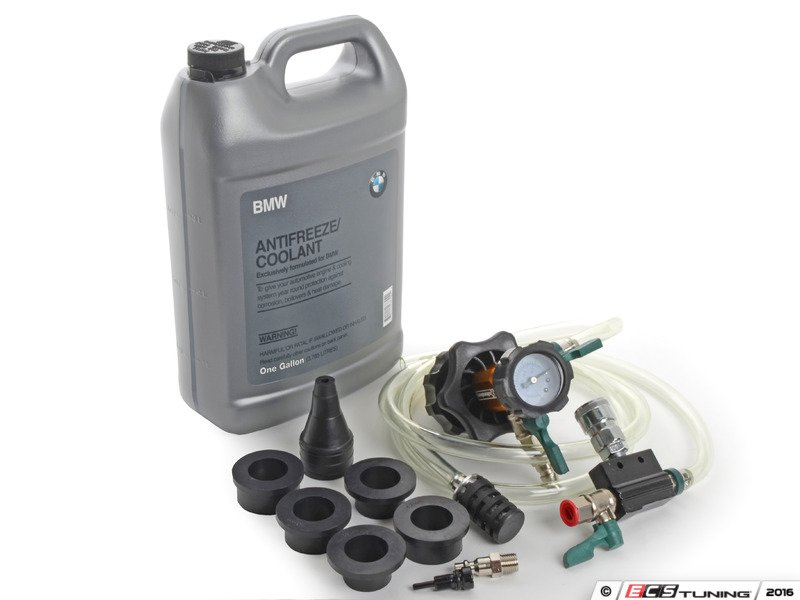BMW E92 M3 S65 40L Coolant Flushes  Page 1  ECS Tuning