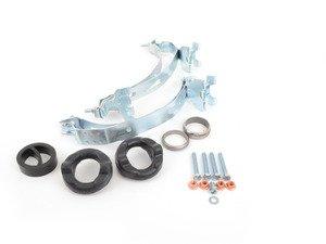 ES#3025334 - 558-22-35 - E30 325i Complete Muffler Hanger Kit - Eberspaecher - BMW