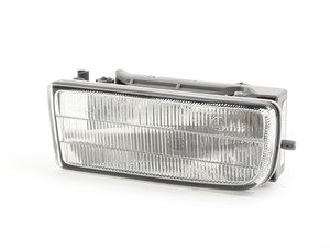 ES#3024538 - 63178357389 - Fog Light Assembly - Left - Includes mounting bracket, bulb, and bulb covering cap - Hella - BMW