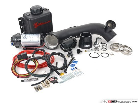 ES#3046112 - 010997ecs01snKT - Methanol Injection Upgrade Kit With BOV - The perfect combination to build cool, consistent power you can feel and hear - Assembled By ECS - BMW