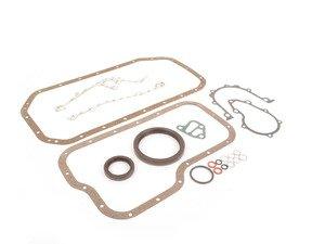 ES#3024646 - 11111316993 - Engine Block Gasket Set - Complete lower engine gasket set - Elring - BMW