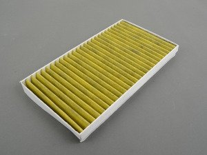 ES#3022753 - 64319171858FP - FreciousPlus Cabin Filter  - Next generation filter specially designed to eliminate mold & allergens! Simply the best filter available. - Mann - BMW