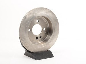 """ES#1955813 - 34211503070 - Brake Rotor Rear - Priced Each, 10.19"""" (259x10) - New brake rotor to restore your stopping power - Balo -"""
