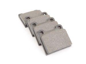 ES#2678232 - 0014200620 - Rear Brake Pad Set - Does not include new brake pad wear sensors - ATE - Mercedes Benz