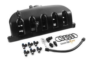 ES#3046182 - b1001KT - N54 Intake Manifold Port Injection Kit - Port injection made simple. Complete kit with the EO Speed intake manifold and fuel kit, so you can add port injection, pain free. - Evolution of Speed - BMW