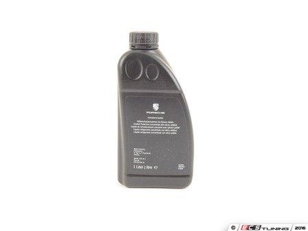 ES#3022472 - 00004330515 - Coolant Anti-Freeze - One Liter - Avoid coolant system damage from freezing with new anti-freeze - Genuine Porsche - Porsche