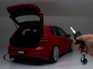 ES#2972830 - 008595ECS01 - ECS Hatch Pop kit - Proven all season operation! Pop open your hatch with a simple touch of your key fob! - ECS - Volkswagen
