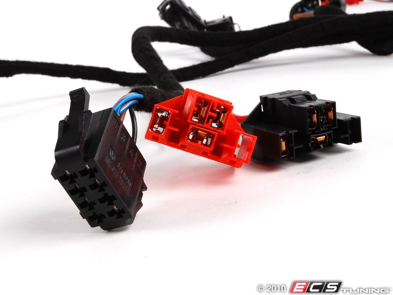 79296_x800 genuine volkswagen audi 7d0971120ec front door wiring harness Wiring Harness Diagram at fashall.co