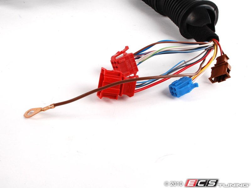 79303_x800 genuine volkswagen audi 7d0971120ec front door wiring harness Wiring Harness Diagram at fashall.co