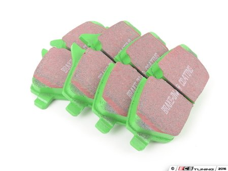 ES#2070716 - DP22056 - EBC Greenstuff Sport Brake Pads Set - Upgrade to EBC pads in your MINI - EBC - MINI