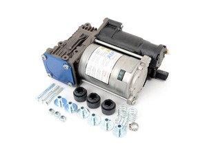 ES#3046176 - 37206859714 - Air Supply Pump  - Unit that controls air for your self-leveling suspension - AMK Automotive - BMW