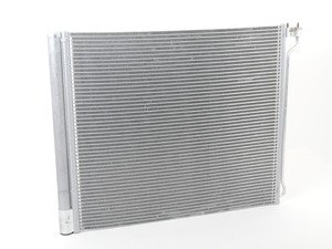 ES#3492416 - 64509239944 - Air Condenser - Priced Each - Keep your AC cold with this Condenser - Nissens - BMW