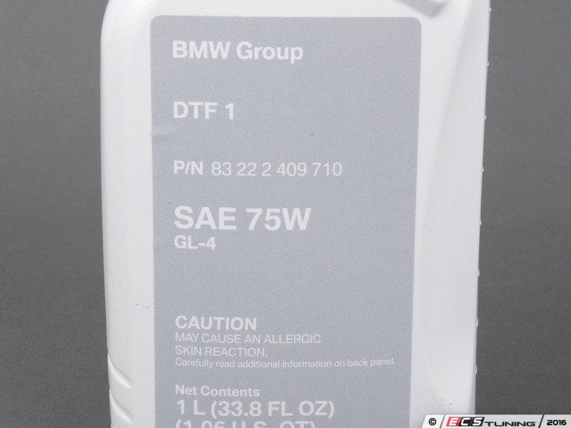 Genuine Bmw 83222409710 Transfer Case Fluid 1 Liter