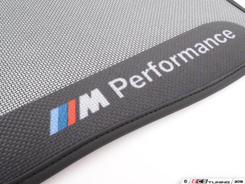 Genuine Bmw 51472409932 M Performance Carpeted Floor
