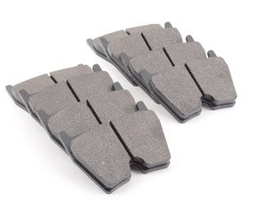 ES#1874107 - HB609W.572 -  DTC-30 Racing Front Brake Pad Set - Highest friction coefficient of any Hawk racing compound - Hawk - Audi