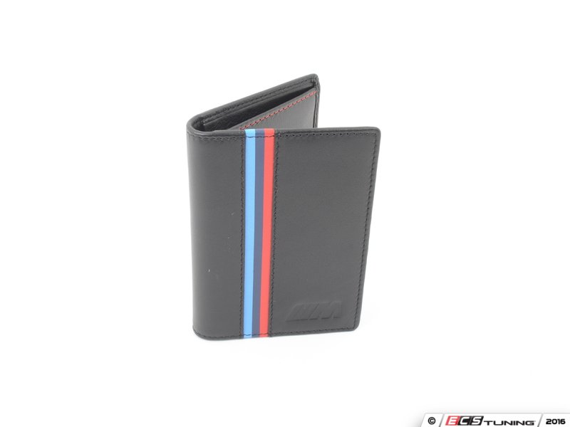 Genuine BMW - 80212344406 - BMW M BUSINESS CARD CASE - (NO LONGER ...
