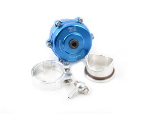 ES#3028644 - Q.10B - Q Blow Off Valve; External Venting Blue  - 10PSI spring - Tial - BMW