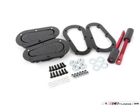 ES#2839859 - E74NONLOCK - AeroCatch 120 Series Hood Pins - Non-Locking - Hood pin kit with a modern twist - AeroCatch - Volkswagen