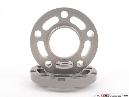 ES#3028418 - TWH9905018 - 17.5mm Wheel Spacers - Silver (Pair) - Lightweight wheel spacers with a machined tab for easy removal - Turner Motorsport - BMW MINI