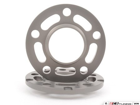 ES#3028411 - TWH9905010 - 10mm Wheel Spacers - Silver (Pair) - Lightweight wheel spacers with a machined tab for easy removal - Turner Motorsport - BMW MINI