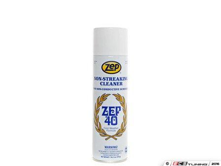 ES#3048235 - 0144KT - Zep 40 Non-Streaking Multi-Purpose Cleaner (**UPS GROUND ONLY) - ZEP -