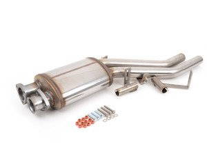 ES#3024713 - 781523 - Supersprint Resonated Mid Pipes - A low exhaust note with a free flow design - Supersprint - BMW