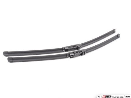 ES#3024044 - 61610431438 - Bosch Wiper Blade Set - OE Specialty - Original equipment replacement wiper blades - Bosch - BMW